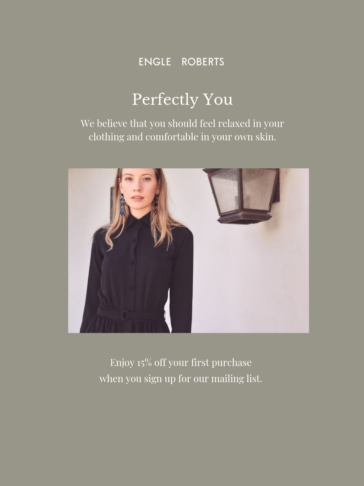 Terms Conditions Womens Clothing Designer Engle Roberts